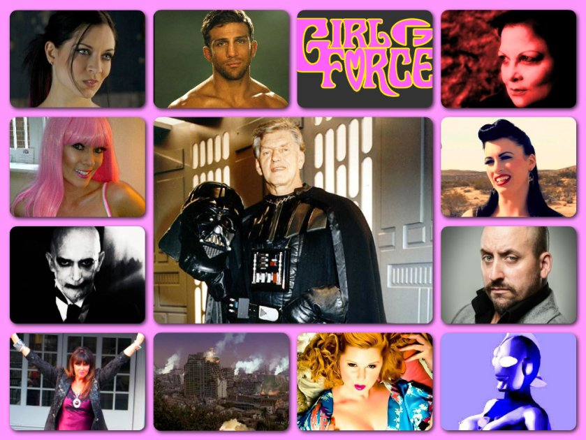 collage dave prowse GF announcement