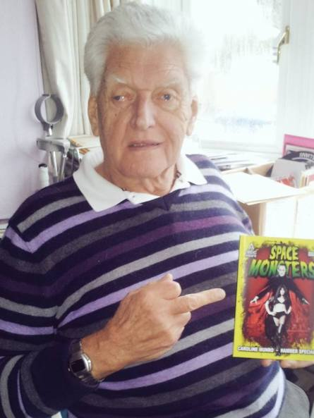 Dave Prowse and SM6