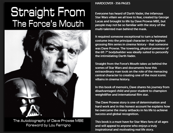 Dave-Prowse autobiography