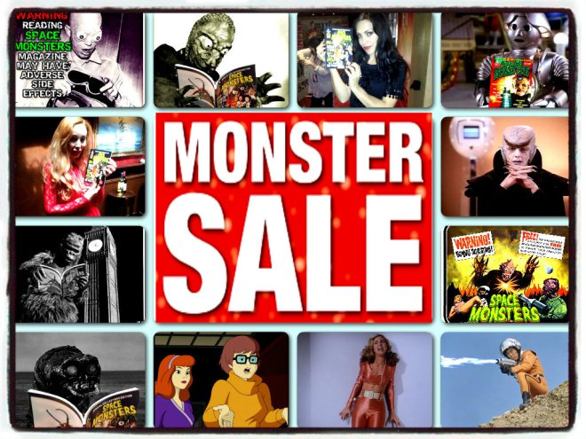 collage monster sale B