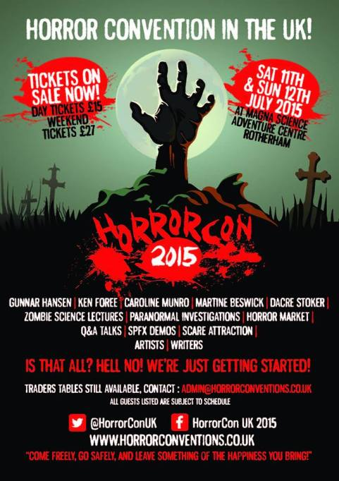 HorrorConSheffield2015