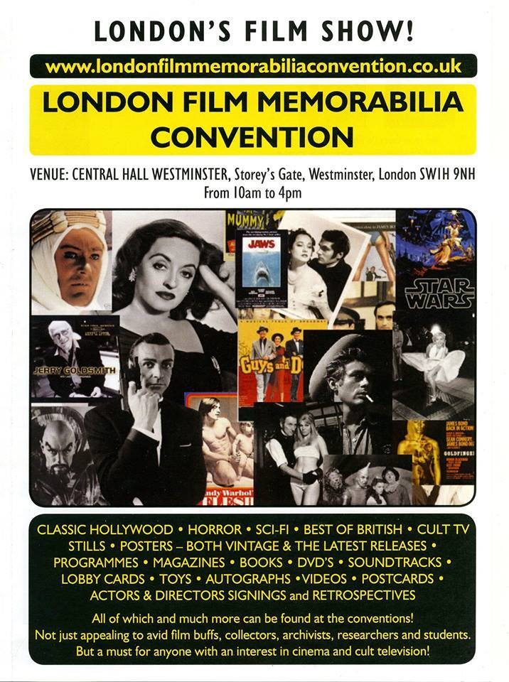 westminster film show ad image