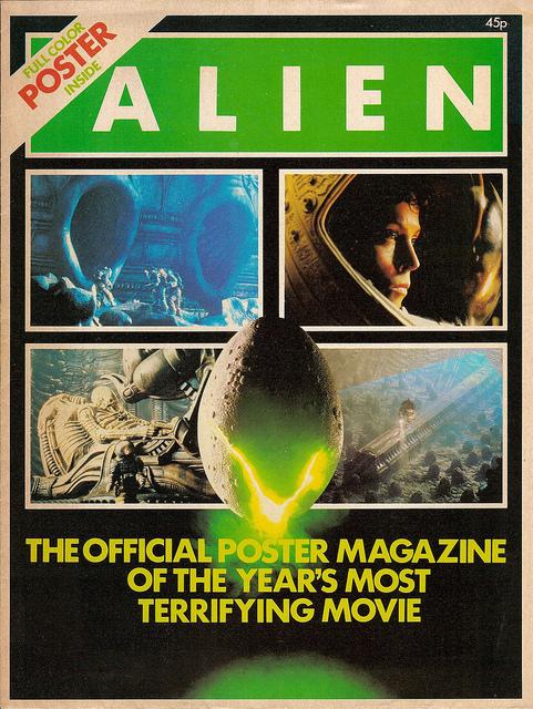 alien poster mag 1